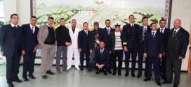 EBARQUEMENT PEDAGOGIQUE DES ELEVES LIEUTENANTS AU CABOTAGE